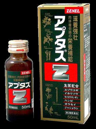アプタスZ 蛇床子・黄精配合(強壮剤)[第②類医薬品]