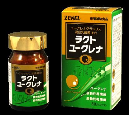 ラクトユーグレナ(混合乳酸菌&ユーグレナ [栄養補助食品])